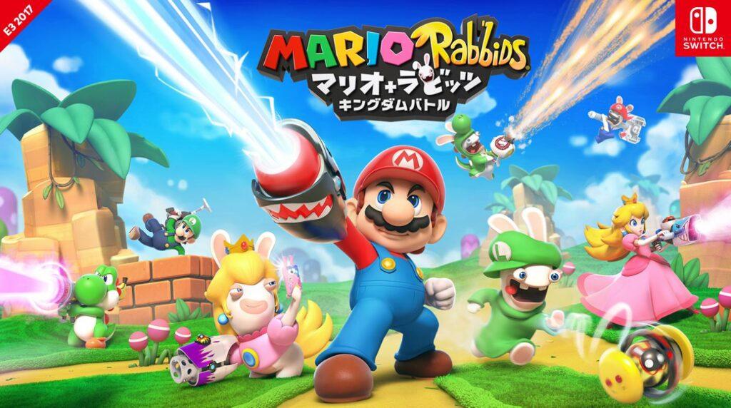 マリオ+ラビッツ キングダムバトルの日本での発売日や登場キャラは?評価や感想!