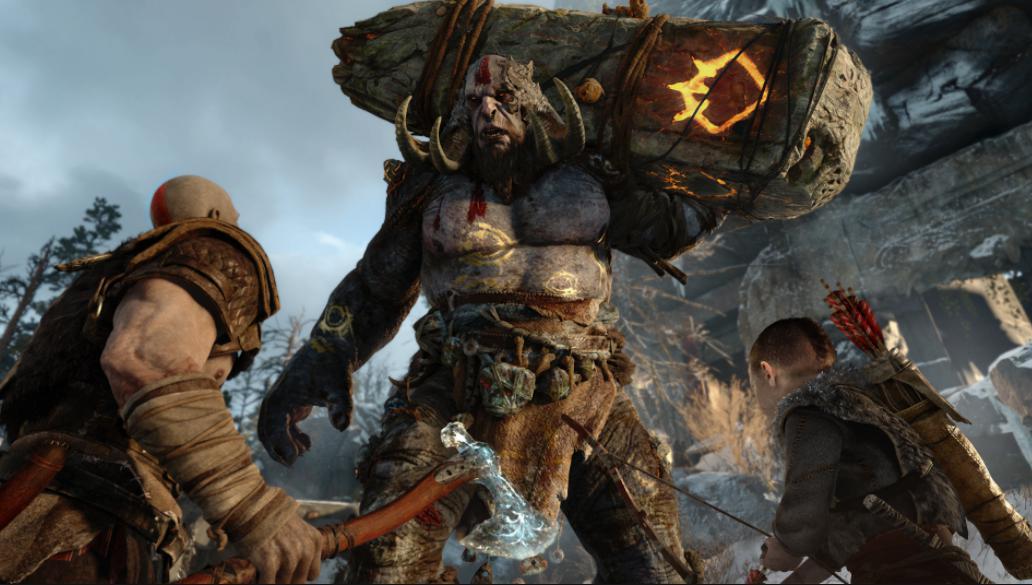 God of War(PS4)の最新作の発売日はいつ?ストーリーや評価に感想!