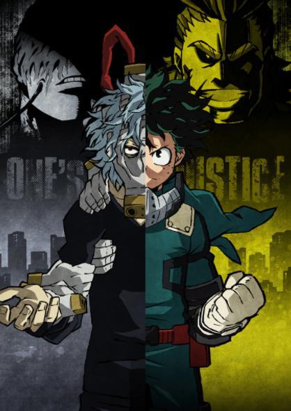 僕のヒーローアカデミア One's Justiceの発売日はいつ?価格やオンライン対戦は?