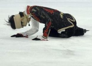 フィギュアスケートは危険じゃないの?転んでも痛くないの?事故や怪我は?