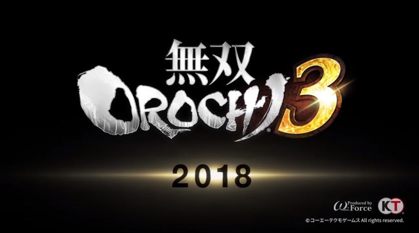 無双OROCHI3の発売日や予約はいつ?対応ハードや登場キャラクターの予想に評価!