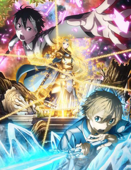 【SAO3期】キリトのアリシゼーション編・アンダーワールドでの強さに剣やソードスキルは?ユージオとどちらが強い?