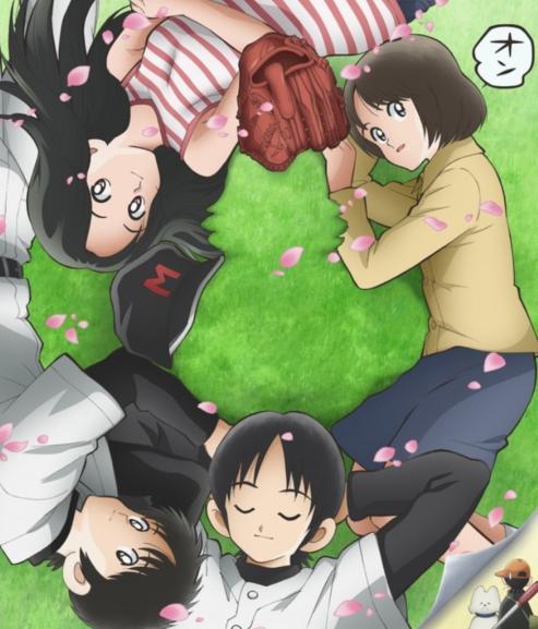 MIXのアニメのストーリーは原作の何巻までかネタバレ!最終回の結末は?