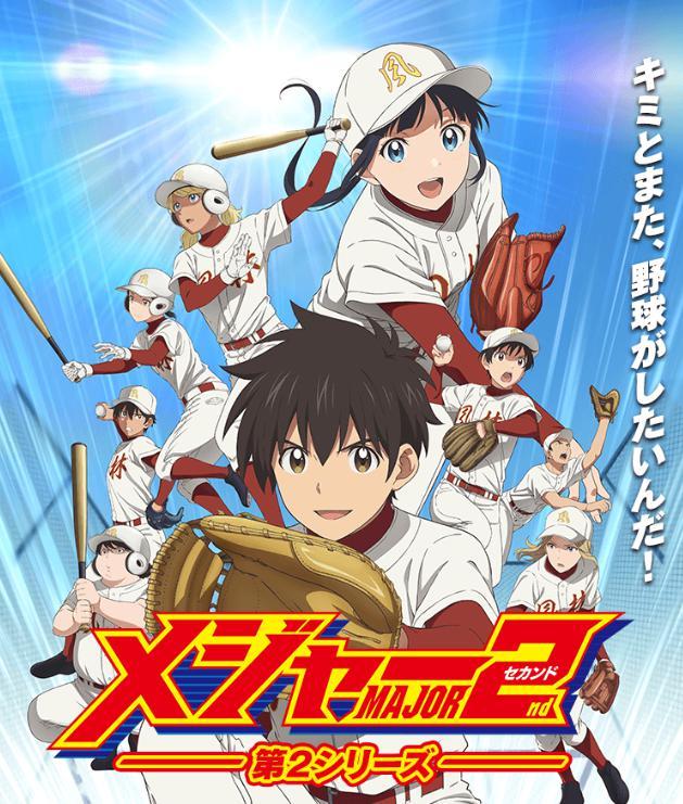 【MAJOR 2nd】メジャーセカンドのアニメの2期・中学生編のストーリーは原作の何巻からかネタバレ!最終回の結末は?
