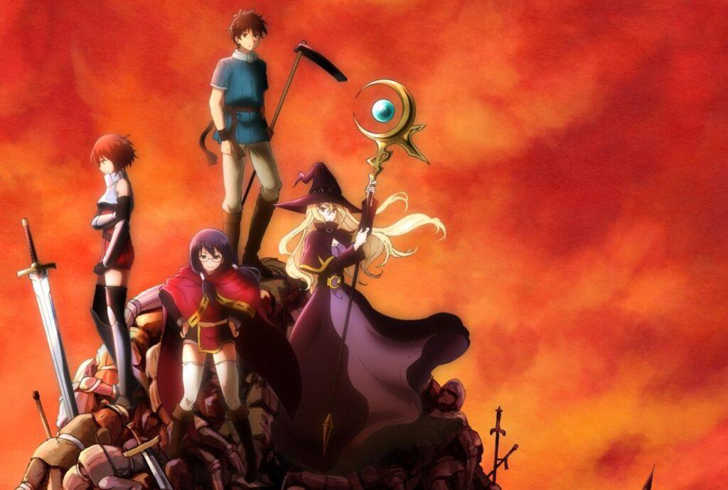 100万の命の上に俺は立っているのアニメのストーリーは何巻までかネタバレ!最終回の結末は?
