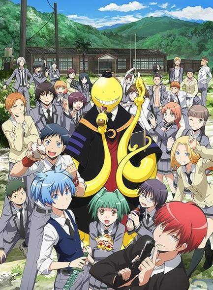 暗殺教室のアニメの全話無料動画・見逃し配信!dailymotionやnosub、ひまわりで消えてるけど見る方法は?