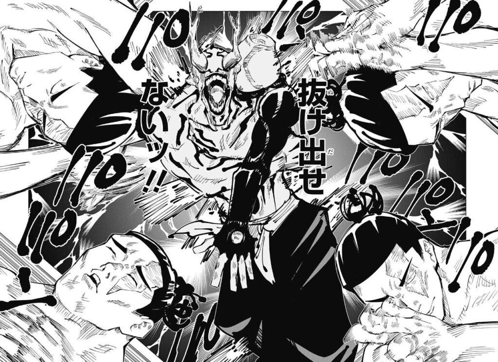 呪術廻戦のアニメの20話「規格外」は原作・漫画の何巻?ストーリーのネタバレと感想!見逃し配信や無料動画も!