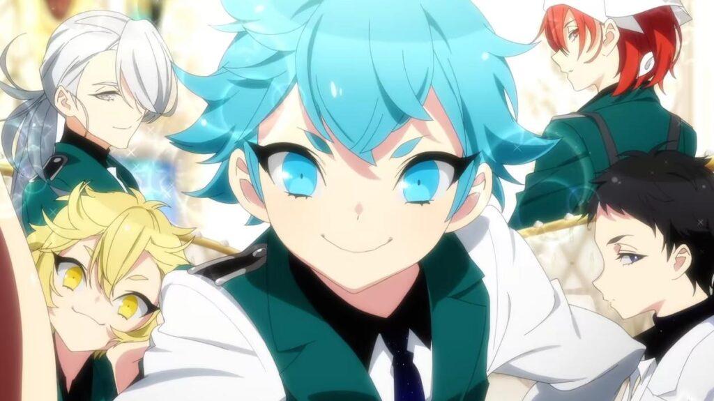 美少年探偵団のアニメの1話「きみだけに光りかがやく暗黒星」その1のストーリーと解説・感想!(ネタバレ注意)