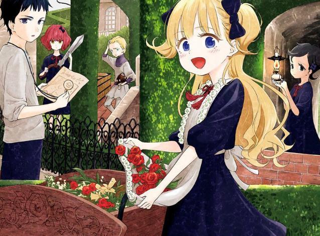 シャドーハウスのストーリー・謎や秘密をネタバレ!アニメは原作の何巻まで?最終回の結末・感想!