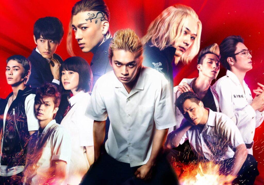 東京リベンジャーズの実写映画・劇場版の続編・続きはいつ?原作の何巻からか、ストーリーをネタバレ!
