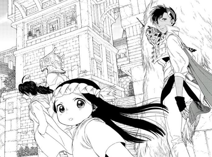 不滅のあなたへの2期はいつ?ストーリーのネタバレ!アニメの続きは原作・漫画の何巻?