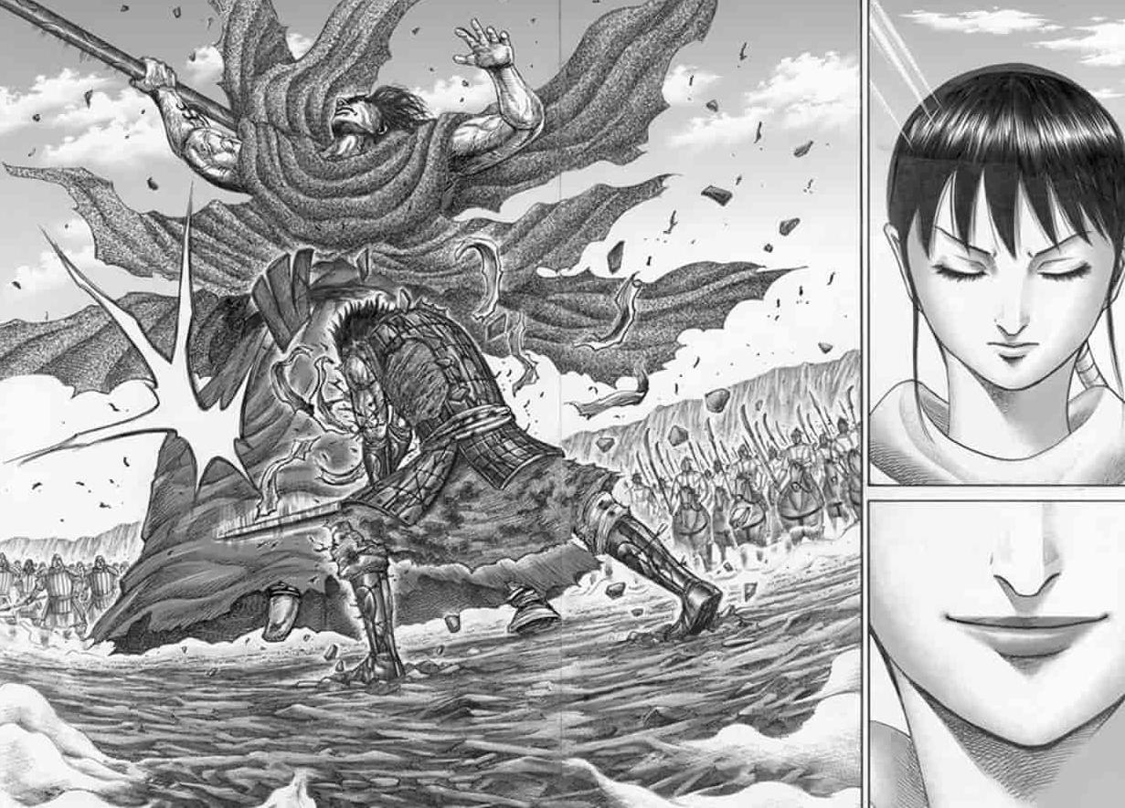 キングダムの3期の24話「深謝」は原作の何巻?ストーリー・あらすじと感想!無料で漫画が読めるアプリも!(ネタバレ注意)